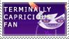 terminallyCapricious Fan Stamp by RyujiDicey