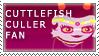 cuttlefishCuller Fan Stamp by RyujiDicey