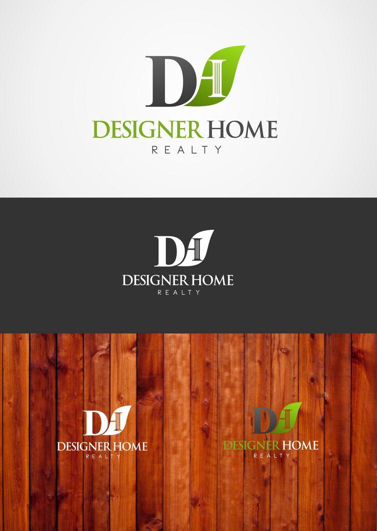 logo for designer homemytriangle on deviantart