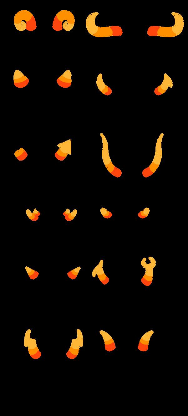 Homestuck Troll Horns Prop by tessa4393 on DeviantArt