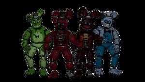 [SFM/OC] 'The Bunniti Clan!'