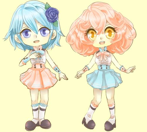 Harvest Moon Singers by kyugami