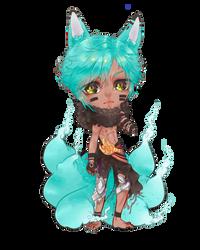 Custom Adoptable Oct16 by kyugami