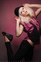 Mandy Murphy Pink by MojoKiss