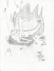 Daring Doo: Danger in the Dragon's Den