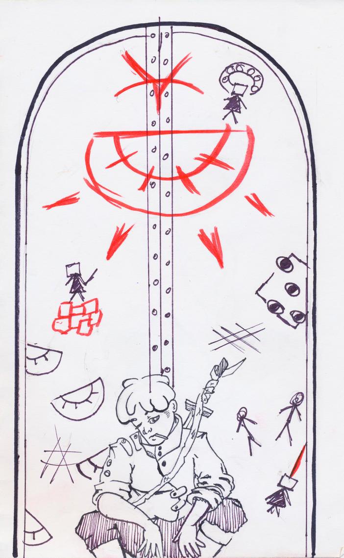 Behind the Prophetic Door by Hayatexred101