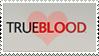True blood stamp by Flurish