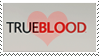 True blood stamp by Flurish