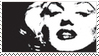 Marilyn Monroe by Flurish