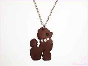 necklace poodle