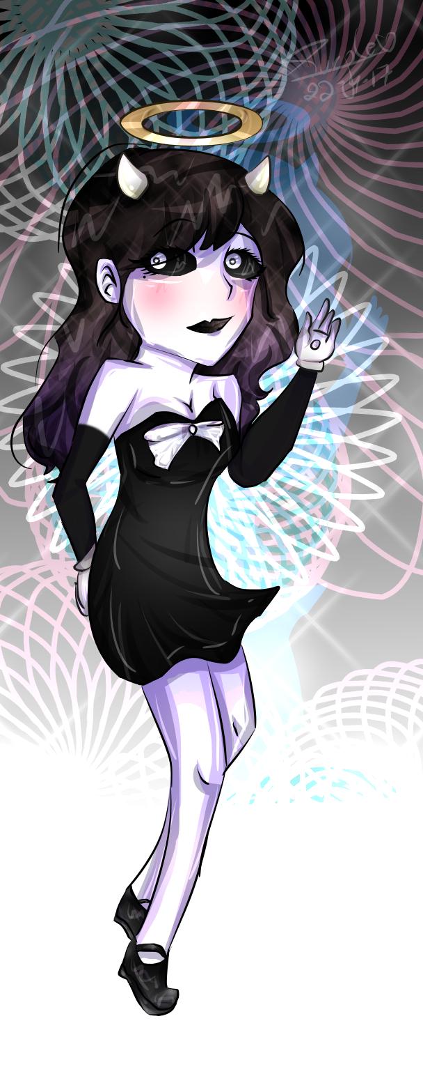 Alice Angel [FANART] By PurpleShine956 On DeviantArt