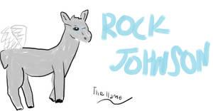 ROCK JOHNSON...YO