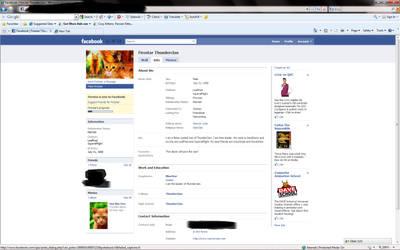 FireStar's Facebook