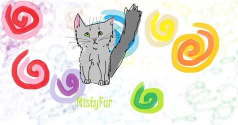 Comiss for MistyFur