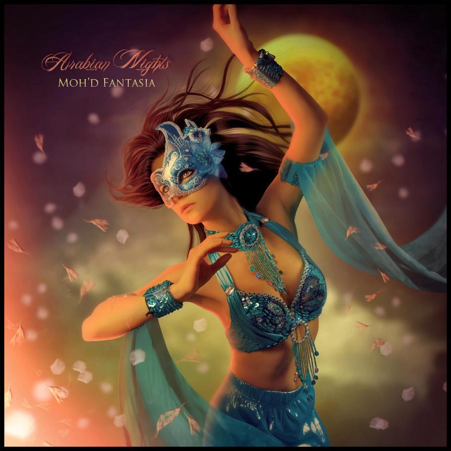 Arabian Nights by Mohd-Fantasia