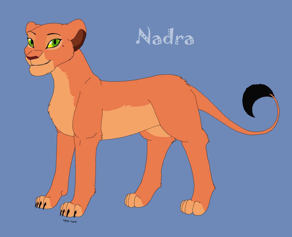 Nadra - The Unknown Princess by ReddRedPanda on DeviantArt