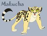 Makucha - Okapi Obsessed