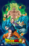 Dragon Ball super:broly (poster)