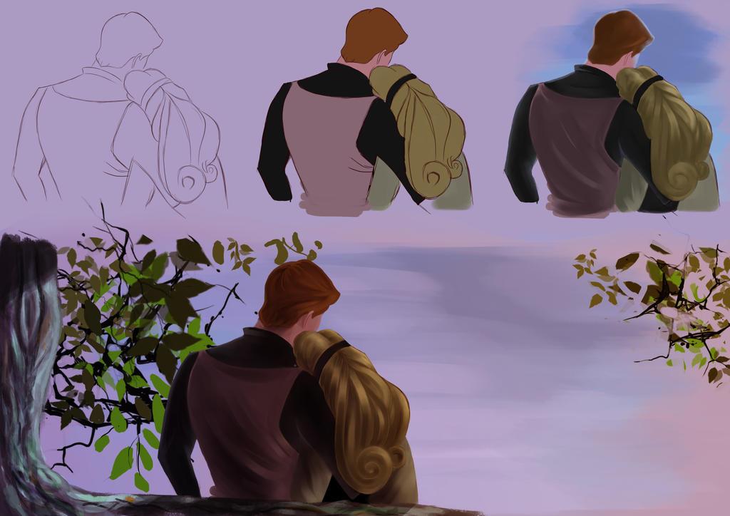The Sleeping Beauty - Disney by DearFellowArtist