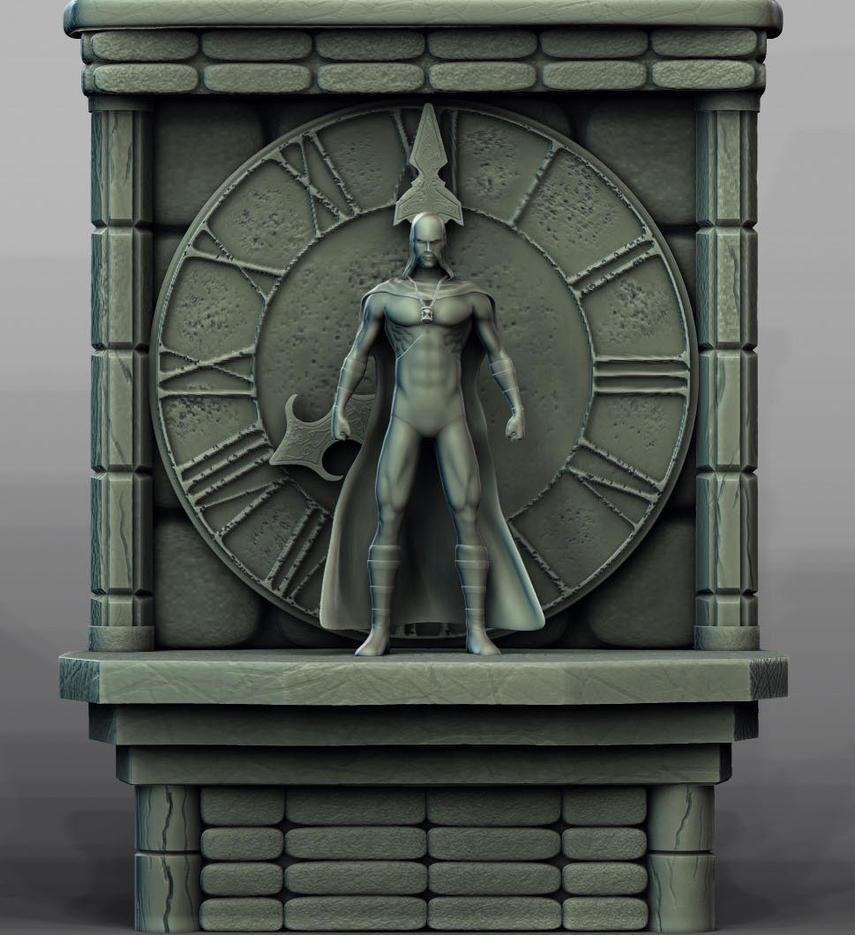 Hourman by synn1978