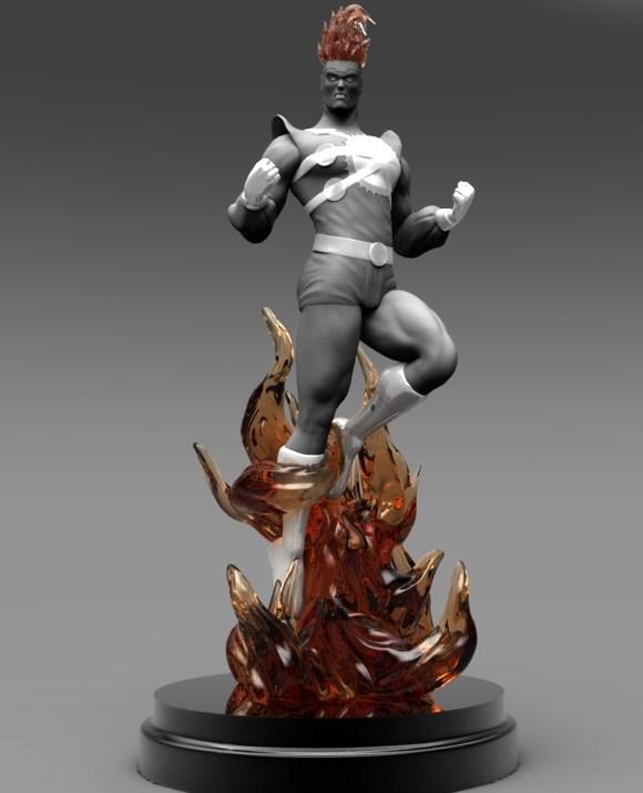 Firestorm by synn1978