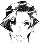 Drawing- Woman. Tutorial 002
