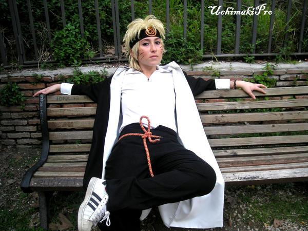 Naruto - I'm the boss by uchimakiPro