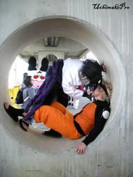 sasunaru cosplay - Wake up by uchimakiPro