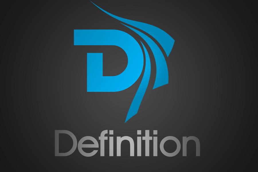 Definition Logo Progress 1 by IDR-DoMiNo