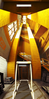 Vertical Shaft by IDR-DoMiNo