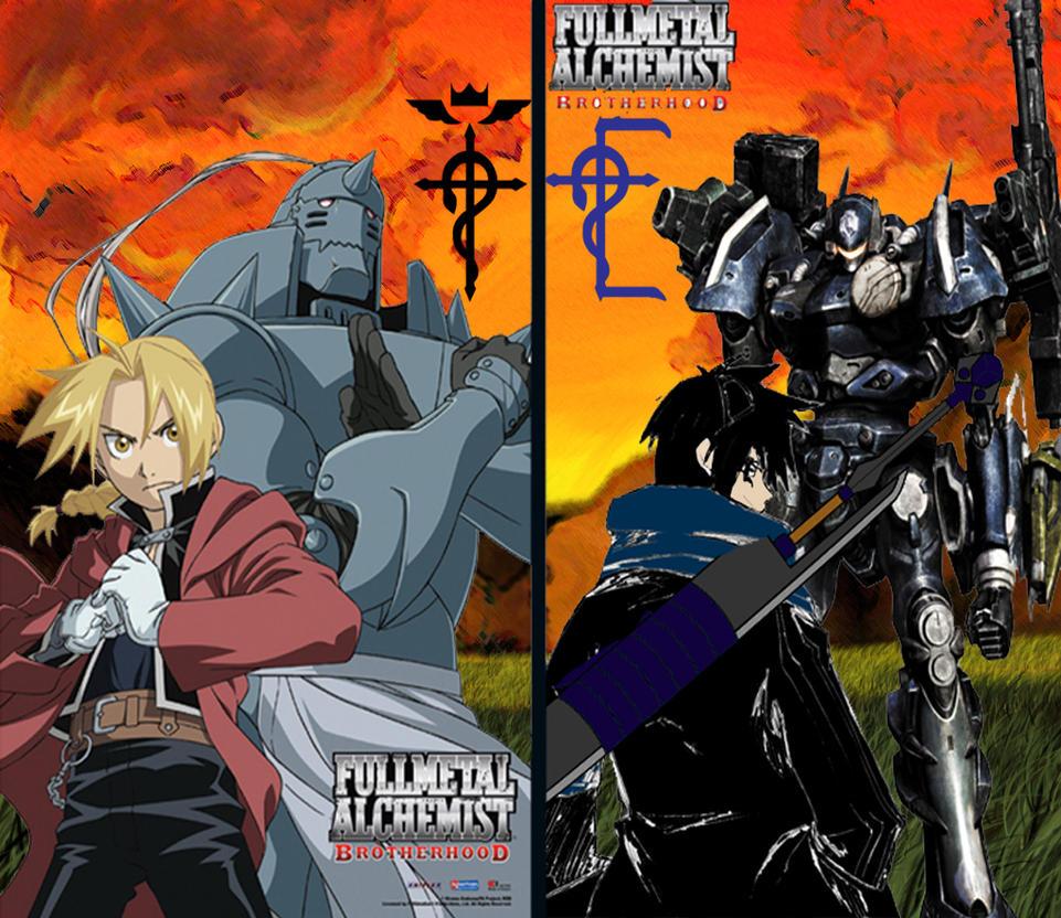 Fullmetal Alchemist Brotherhood OC's By Black-Bird-Zaiden
