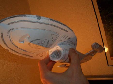 Paper Voyager bottom
