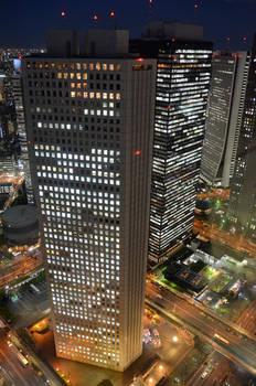 Tokyo City Building