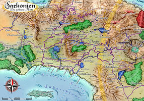 Map of Sarkonia