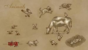 Endyr Animals HD