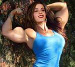 Emma muscled