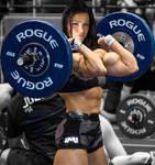 Rogue muscle girl