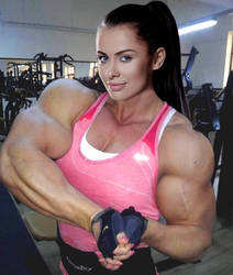 Muscled Beauty3 by Turbo99