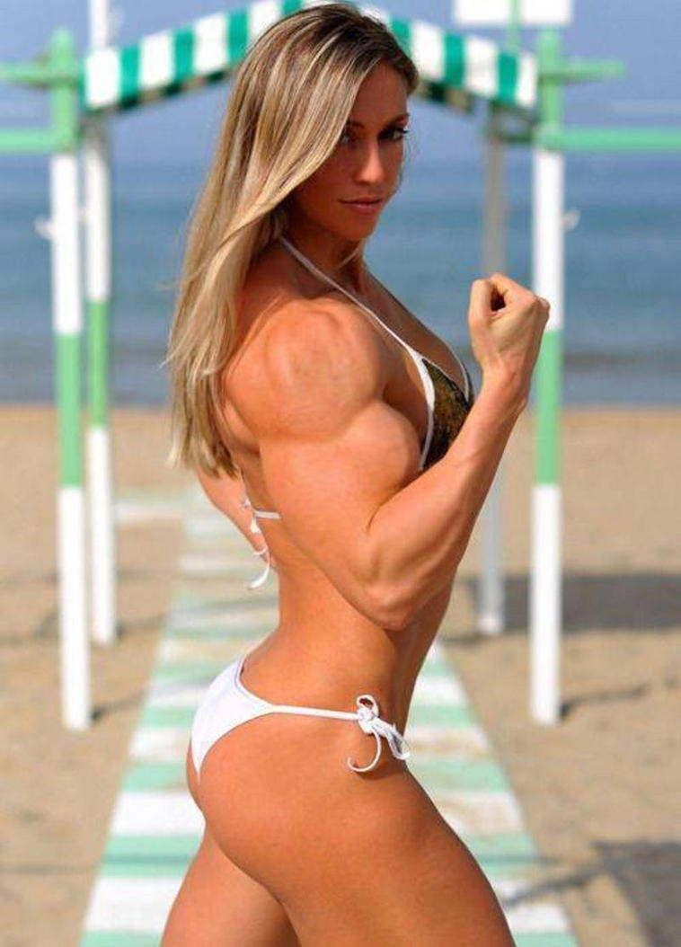 Italian Girls Naked Ideal italian muscle girlturbo99 on deviantart