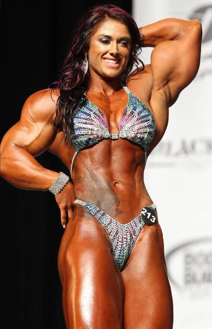 muscle girls sex