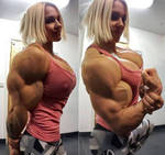 Heidi Super Muscled