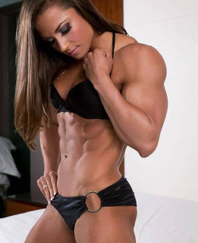 Kasey Muscle Morph