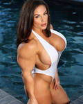 Pool Girl Muscled