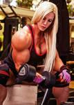 Katalin Biceps Morph