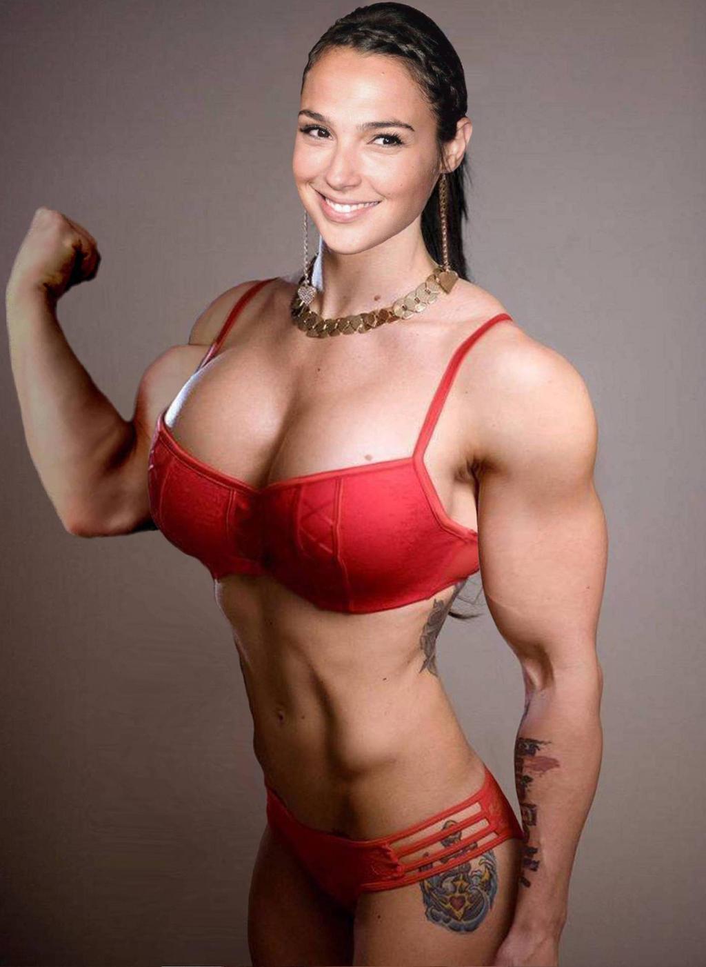 Beautiful Mature Muscles 45
