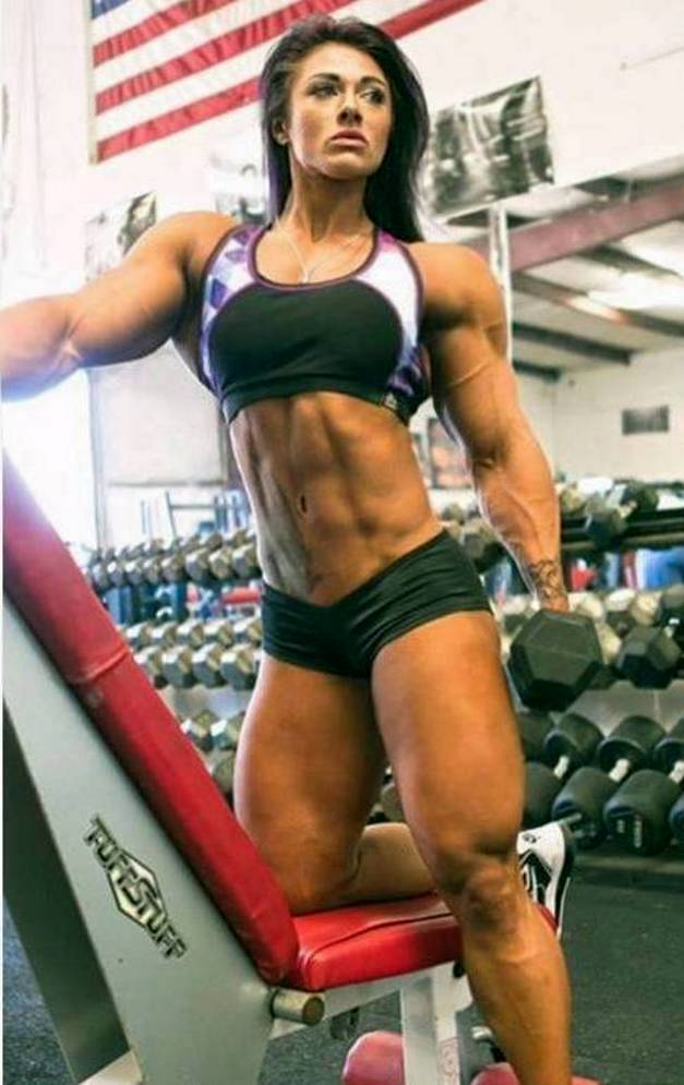 female muscle dating