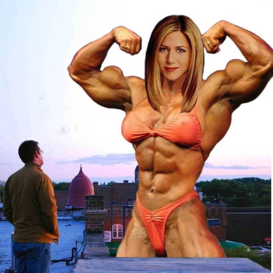 Giantess Jenn by Turbo99