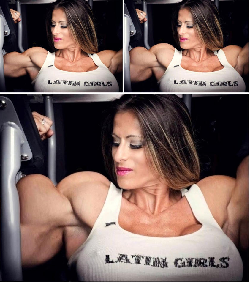 Latin Beauty Biceps Growth by Turbo99