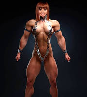 Ashleigh Sexy Muscle