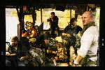 Rambo meet the metal slug team